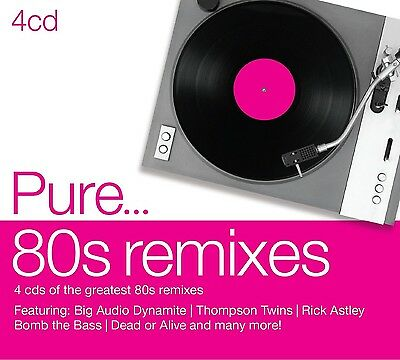 Sony Music - Pure... '80s Remixes