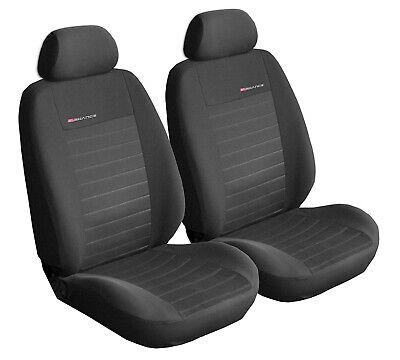 Sitzbezüge Sitzbezug Schonbezüge für Mercedes ML-Klasse Vordersitze Elegance P4