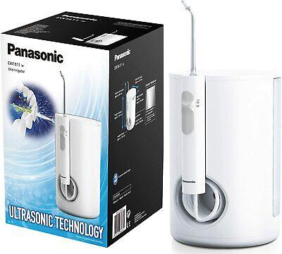 Panasonic EW1611W503 Irrigador bucal eléctrico Estacionario (tecnología Ultrasón