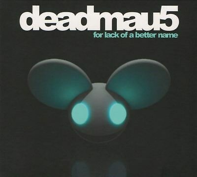 DEADMAU5 for lack of a better name (CD, album, mixed) progressive house,
