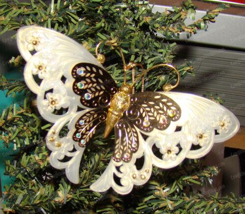 Brilliant Butterflies Ornament (Hallmark Keepsake, QX9486) #2 Butterfly Series
