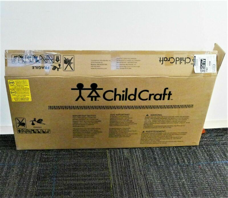 Child Craft Changing Table Topper in Chelsea Gray LOCAL PICKUP ONLY, AUSTIN TX