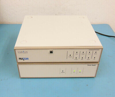Varian Medical Systems 12620 X-ray Paxscan Command Processor And Power Supply