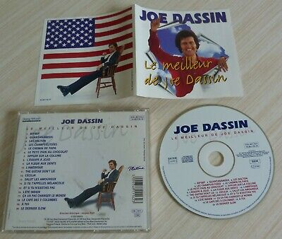 CD ALBUM BEST OF LE MEILLEUR DE JOE DASSIN  20 TITRES