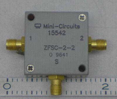 Mini-circuits Zfsc-2-2 Power Splittercombiner