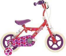 "Sweetie Kids Bike 12"" Wheel Full Chainguard Stabiliser Child Bicycle Steel Frame"