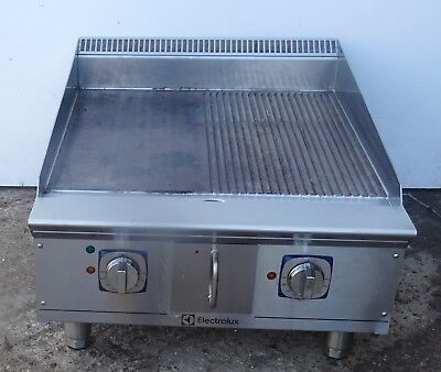ELECTROLUX Half Flat Half Ribbed Griddle / Commercial Griddle / Contact Grill