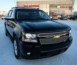 2013 Chevrolet Avalanche LTZ 4WD - V8 - NAV - DVD - HTD/COOLED