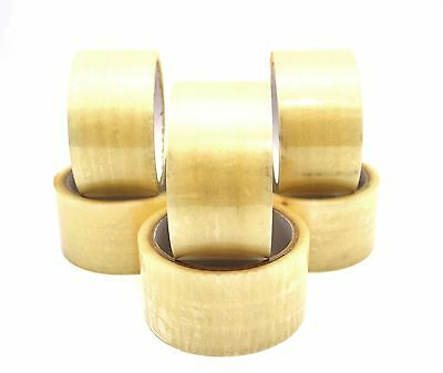 36 Rolls Clear Packing Tape 2 X 55 Yds 40 Lb Shipping Moving Sealing Tape