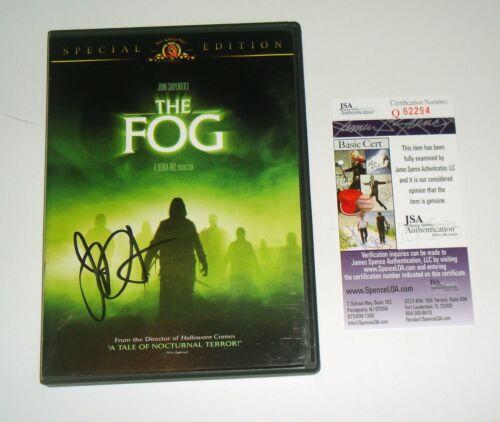 Director John Carpenter Signed The Fog DVD Proof JSA CERT FREE SHIPPING