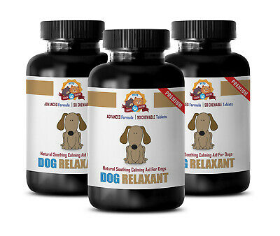 puppy relaxer - DOG RELAXANT FOR ANXIETY 3B - dog calming supplement