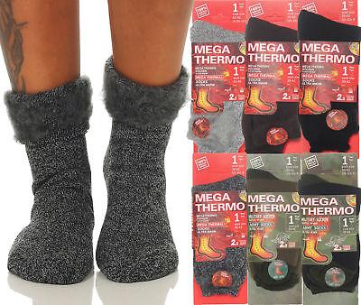 Thermo Socken Herren Damen Winterstrümpfe Warm -25°C Strümpfe Wintersocken 23