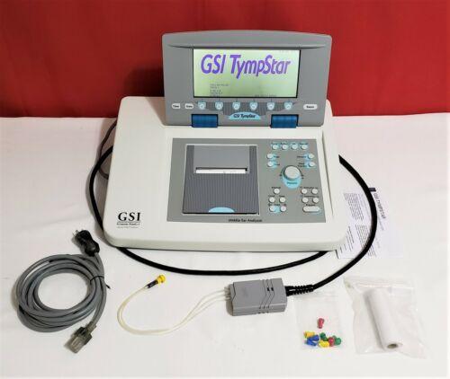 Grason-Stadler GSI Tympstar  Tympanometer Middle Ear Analyzer