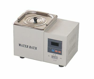 Latest Digital Lab Thermostatic Water Bath Single Hole Electric Heating New