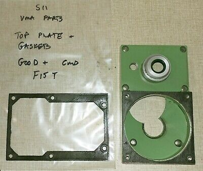 Emco Maximat Super 11 Lathe Vma Parts Top Cover Gaskets F15t