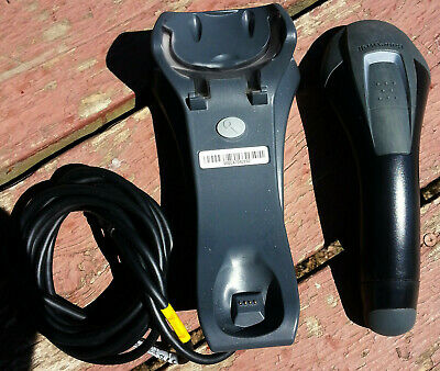 Honeywell Voyager 1202g Cordless Usb Barcode Scanner Ccb00-010bt With Cradle