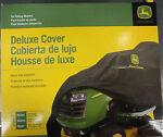 JOHN DEERE Medium Deluxe Lawn Mower Cover LP93617 picture