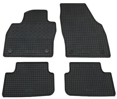 Gummi Fußmatten für VW T-Cross 2019- + Polo 6 AW 2G 2017- Gummimatten Allwetter online kaufen