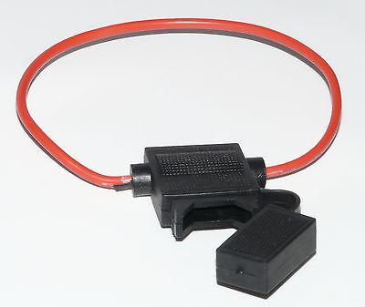 KFZ-Sicherungshalter Halter Sicherung bis MAX 30A für Flachsicherung