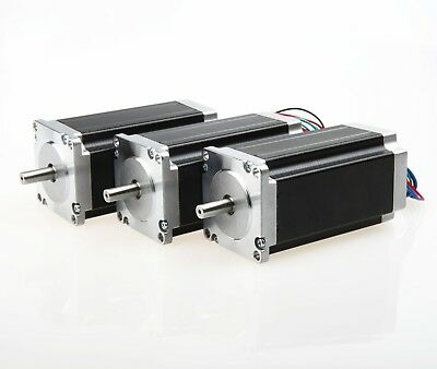Us Free Ship 1pc Nema 23 Stepper Motor 435 Oz.in 4.2a 4 Leads Powerful Cnc Kits
