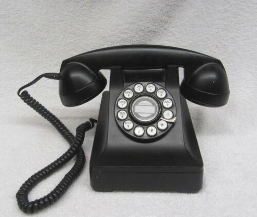 Retro Telephone Push Button Vintage Style Landline Phone by Restoration Hardware