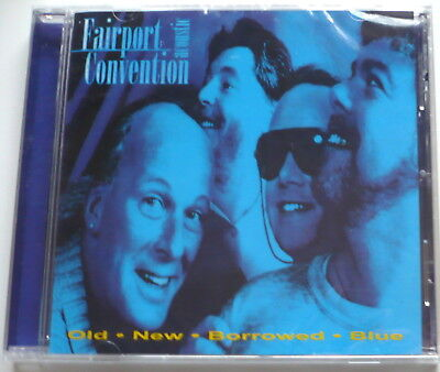 FAIRPORT ACOUSTIC CONVENTION - Old new borrowed blue - UK-CD > NEW!