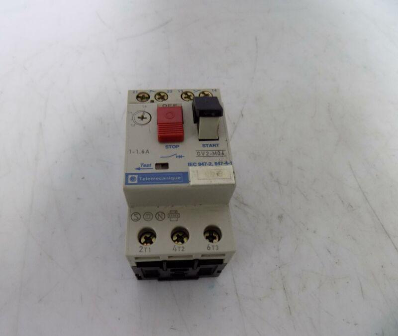 Telemecanique GV2-P10H7 With GV2GH7 /& GVAN11 Motor Starter