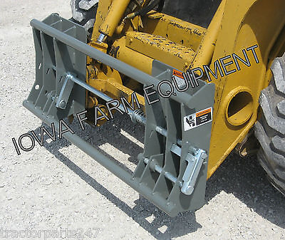 Skid Steer Quick Attach To Aloeuroglobal Quick Attach Adapter