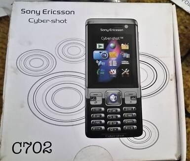 Unlocked Cyber-Shot Retro Sony Ericsson