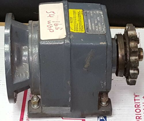 ULTRAMITE (FALK) 04UCBN2A20AA Gearbox Speed Reducer, Ratio 20.23, MF 56 C