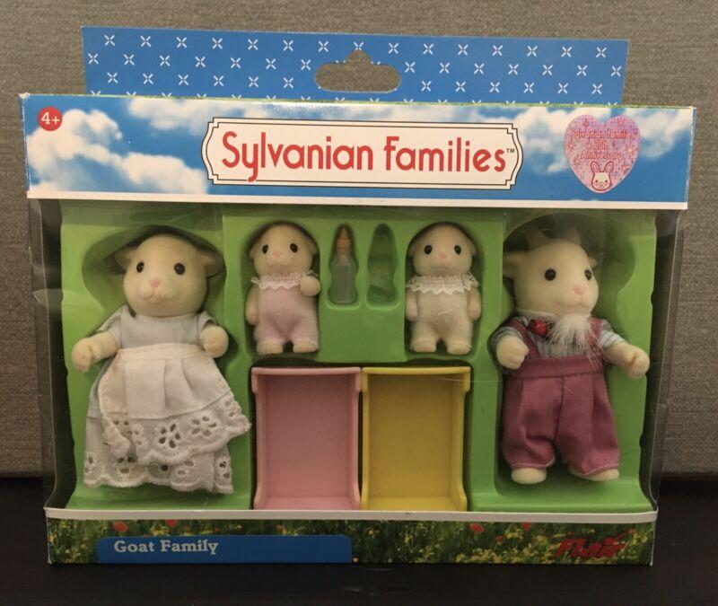 Sylvanian Families Goat Family Flair 2003