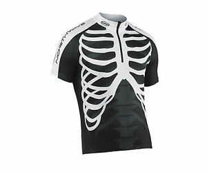 Maglia-Maglietta-M-corta-NORTHWAVE-Skeleton-Black-White-JERSEY-NORTHWAVE-SKELETO