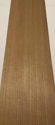 Exotic Anigre Wood Veneer 4 Sheets 39.5 X 10 10.5 Sq Ft