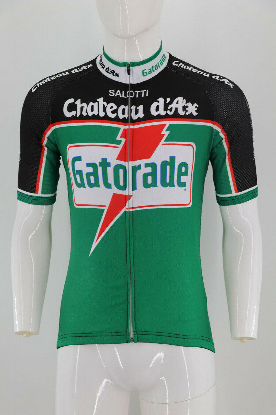 Retro GATORADE Cycling Jersey And Bib shorts sets Cycling Short Sleeve Jersey