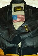 A1 Flight Jacket Leather