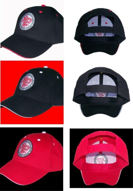Atlantic Coast Line Railroad Embroidered Sandwich Cap Hat 40-0014s Color Choice