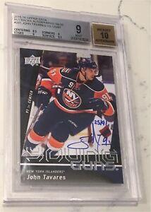 John Tavares YG Buyback BGS Graded /91