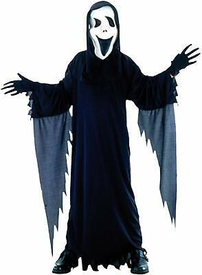 Boland - Kinderkostüm Horror Halloween Karneval Scream Maske - Scream Kostüme Kinder
