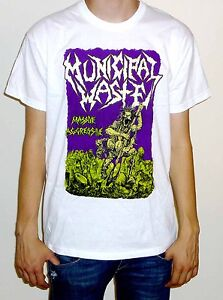 Municipal-Waste-Massive-Aggressive-White-Tshirt