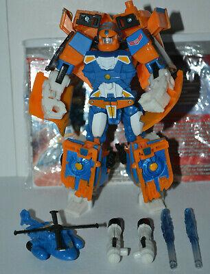 Transformers Collectors Club 2010 TFCC BOTCON EXCLUSIVE DION - COMPLETE