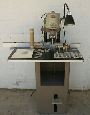 Challenge Jf Commercial Floor Model Paper Drill Hole Punch 1ph Extras