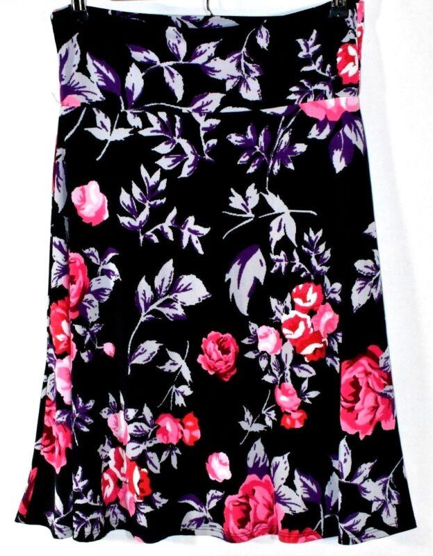LulaRoe Size MEDIUM (M) Floral Skirt Dress + FAST SHIPPING!!!