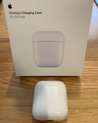 GENUINE APPLE AIRPODS 2nd GENERATION WIRED CHARGING CASE ONLY