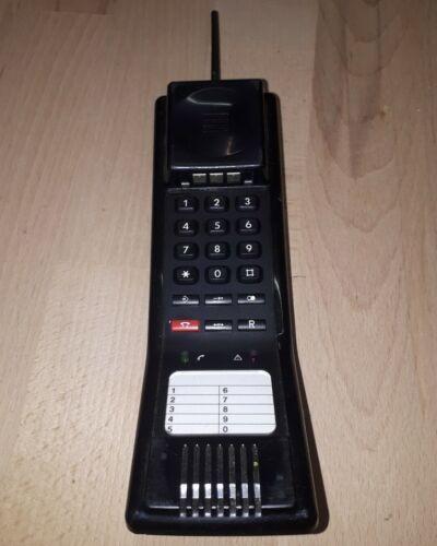 Hagenuk Vintage Funk Telefon schwarz Sammler Nostalgie ST 900 DX Handapparat