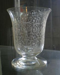 vase baccarat cristal ebay. Black Bedroom Furniture Sets. Home Design Ideas