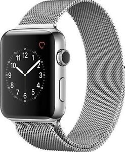 Apple Watch with Milanese Band - 38mm