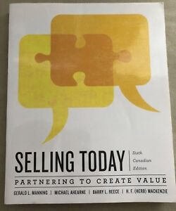 Selling today 6th Canadian edition