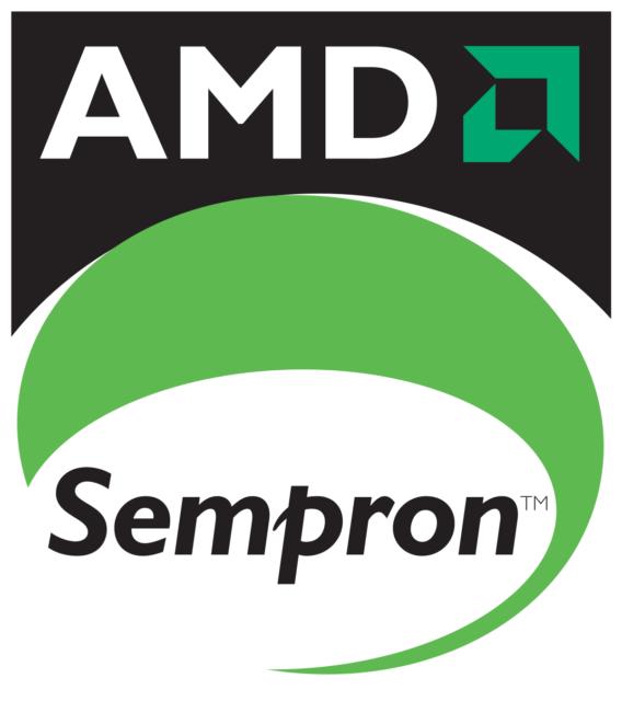 AMD SEMRPON LE-1100 - SDH1100IAA3DE  - 1.9GHZ - SOCKEL AM2 - CPU - PROCESSOR