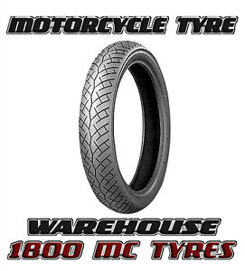 Bridgestone BT45F 110/80-18 Battlax BT-45 Motorcycle Front Tyre Sports Touring