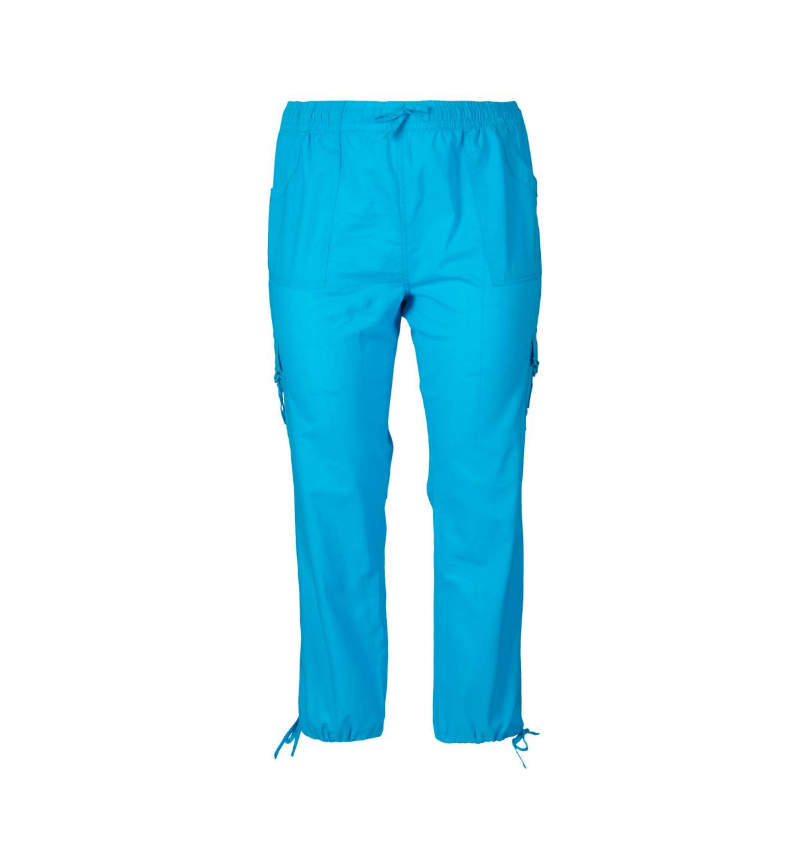 Details zu #Neu Janina Damen Sommer Hose Stoffhose Schlupfhose Baumwolle Gr. 46 48 50 54 56
